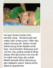 kontes foto bayi - toko baju bayi murah klaten - grosir baju bayi (2)