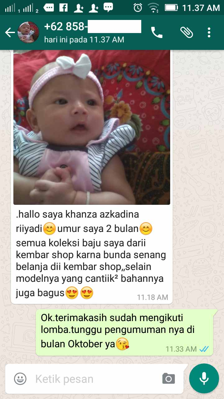 kontes foto bayi - toko baju bayi murah klaten - grosir baju bayi