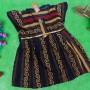 dress baju batik bayi anak perempuan cewek 0-12bulan tali bulat motif sulur-02