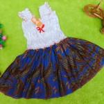 TERLARIS dress baju bayi perempuan cewek 0-12bulan  super cute batik-82