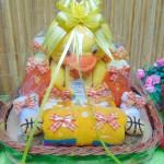 TERLARIS paket kado bayi baby gift parcel bayi parcel kado bayi kado lahiran rajut komplit ANEKA WARNA