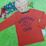jaket baju hangat sweater anak laki-laki sweatshirt boy toddler 4-5th branded