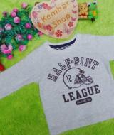 jaket baju hangat sweater bayi newborn laki-laki baby boy sweatshirt 0-12bln