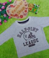 jaket baju hangat sweater bayi newborn laki-laki baby boy sweatshirt 0-3bln