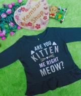 jaket baju hangat sweater bayi newborn perempuan baby girl sweatshirt