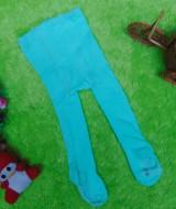 kado bayi celana panjang bayi rajut legging cotton rich lembut baby 6-12bulan anti slip polos soft tosca