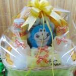 paket kado bayi baby gift parcel bayi parcel kado bayi kado lahiran doraemon kuning