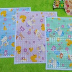 Perlak Gendong Bayi Portable Alas Ompol Baby motif baby aneka warna