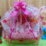 foto utama TERLARIS paket kado bayi baby gift parcel bayi parcel kado bayi kado lahiran awan komplit ANEKA WARNA (4)
