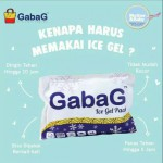 ice gel ice pack gabag 200gr alat kompres serbaguna