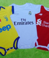 foto utama jumper bola bayi anak cowok laki-laki newborn 0-12bulan klub Juventus,Liverpool,Real Madrid (2)