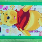 handuk mandi karakter karakter JUMBO SUPER BESAR motif winnie the pooh 55 ukuran 140x 71cm; bahan lembut LIMITED EDITION