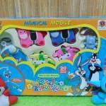 kado bayi baby gift mainan bayi gantung musical mobile lovely baby toys besar