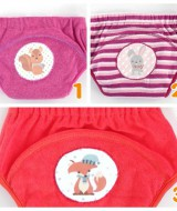 1 foto utama Training Pants Cuddle Me Celana Tatur Toilet Training Cuddle Me ATP Training Pants Cuddle Me Uk LXL anak bayi 2,5-4th motif Baby -01