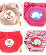 1 foto utama Training Pants Cuddle Me Celana Tatur Toilet Training Cuddle Me ATP Training Pants Cuddle Me Uk SM anak bayi 1-2,5th motif Baby GIRL