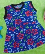 Dress Baju Anak Bayi Cewek Perempuan 0-12bulan Alisa Taman Bunga 22 LD 28 P 43,5 bahan lembut,bikin dedek bayi tambah cantik