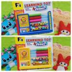 Foto Utama LEARNING TOY mainan edukatif edukasi anak balita PAUD TK SEMPOA