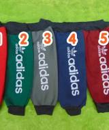 PALING MURAH celana jogger warna anak bayi 0-12bulan (8)