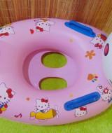 foto utama ban renang pelampung renang anak Swim Boat Batita hingga TK SD karakter Hello Kitty lucu swimming trainer (3)