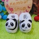 kado bayi baby gift set sepatu prewalker alas kaki newborn 0-6bulan lembut motif panda lucu