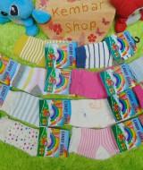 Beli 1 gratis 1 kaos kaki bayi 0-12bulan baby sock aneka motif Baby GIRL