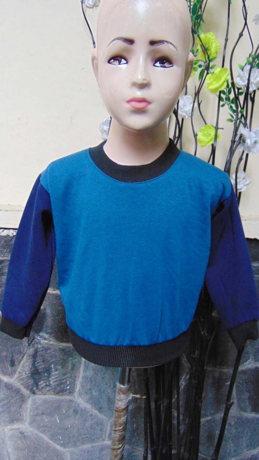 TERMURAH sweater anak bayi 0-12bln tebal lembut Aneka Motif Hijau (3)