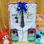foto utama Paket kado box bayi newborn cowok laki-laki baby gift hadiah lahiran karakter PILOT