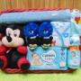 foto utama TERLARIS paket kado bayi baby gift parcel bayi parcel kado bayi kado lahiran Kotak Spesial Karakter Disney Mickey Mouse
