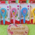 TERLARIS set 2 in 1 sisir bayi lembut reliable EKONOMIS Baby Brush and Comb