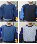 foto utama TERMURAH sweater anak bayi 6-18bln tebal lembut Aneka Motif B