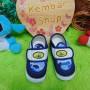 foto utama kado bayi sepatu prewalker anak bayi cowok laki-laki newborn 0-12bulan Army Doreng Tentara Rekat Biru