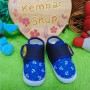 foto utama kado bayi sepatu prewalker anak bayi cowok laki-laki newborn 0-12bulan Jangkar Pelaut rekat Biru