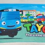 handuk mandi karakter karakter JUMBO SUPER BESAR motif Tayo the Little Bus
