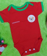 jumper bayi anak Jumper baby newborn 0-12bulan karakter Garuda didadaku Indonesia
