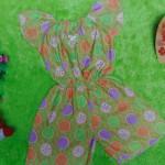 jumpsuit batik bayi 6-18bulan motif godhong ceplok