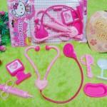 kado bayi murah set 6in1 mainan bayi mainan edukasi profesi miniatur peralatan dokter komplit