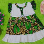 dress batik cewek baju batik bayi perempuan 0-12bulan pita lengan sayap motif ijo godhong 25,lebar dada 32cm ,panjang baju 48cm,bahan adem lembut, ada kancing hidup, cocok utk harian