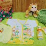 TERLARIS EKSKLUSIF paket kado bayi baby gift parcel bayi parcel kado bayi kado lahiran keranjang Sepatu boneka lucu