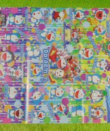 sampul kado bayi kertas kado lahiran baby gift motif Doraemon The Movie