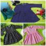 foto utama EKSKLUSIF Paket Gamis Bayi plus Jilbab dan Sepatu Boots Bayi 0-12bulan Motif B (2)
