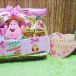TERLARIS paket kado bayi baby gift parcel bayi parcel kado bayi kado lahiran gendongan prewalker komplit ANEKA WARNA