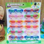 PALING MURAH Aksesoris Fashion Sunglasess Kids Kacamata Modis Mainan Anak Bayi 0-3tahun Aneka Warna