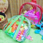 Kado ulang tahun anak MAINAN EDUKASI EDUKATIF ANAK Lego Blok Learning Toys Kids Blocks Intellect Set isi 35pcs