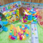 Kado ulang tahun anak MAINAN EDUKASI EDUKATIF ANAK Lego Blok Learning Toys Kids Blocks Intellect Set isi 72pcs