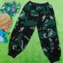PALING MURAH celana Army tentara soldier doreng 2 anak bayi 3-4th 17 panjang 47cm, bahan adem lembut, bikin dedek bayi makin kece dan ganteng