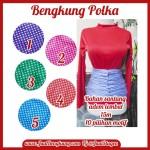 bengkung modern bengkung santung bengkung belly binding bengkung andien motif polka ANEKA Warna