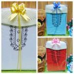 FREE KARTU UCAPAN paket kado lahiran bayi baby gift set box Romper bayi muslim Plus peci Aneka Warna