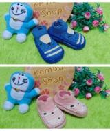 foto utama Sepatu Bayi Prewalker Kaos Kaki Anak Import babyfit PATTERN MOCCASINS size 11