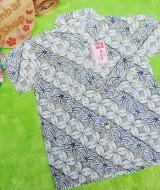 Baju batik bayi anak laki-laki kemeja batik batita hem anak cowok 2-4th baju pesta motif parang ceplok