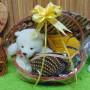 Terlaris Paket Kado Parcel Ulang tahun Ultah anak bayi 1-2th tangkai batik Aneka Motif n Warna